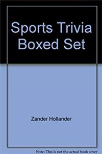 eBook Sports Trivia Boxed Set: 4 Volumes: The Illustrated Sports Record Book; The Ultimate Baseball Quiz Book; Great Baseball Feats, Facts and Firsts; The All-New Ultimate Football Quiz Book download