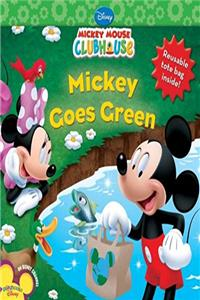 eBook Mickey Goes Green (Mickey Mouse Clubhouse) download