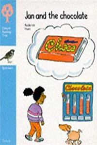 eBook Oxford Reading Tree: Stage 4: Sparrows Storybooks: Jan and the Chocolate: Jan and the Chocolate download