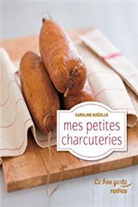 eBook Mes petites charcuteries download