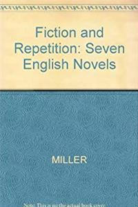 eBook Fiction and Repetition: Seven English Novels. download