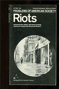 eBook Riots (Problems of American society) download