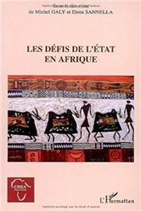 eBook Les défis de l'état en Afrique (French Edition) download