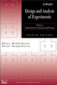eBook Design and Analysis of Experiments, Volume 1: Introduction to Experimental Design download