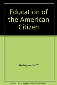 eBook Education of the American Citizen (Essay index reprint series) download