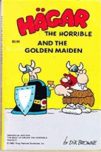eBook Hagar The Horrible And The Golden Maiden download