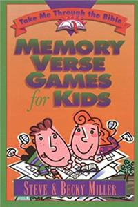 eBook Memory Verse Games for Kids (Take Me Through the Bible) download