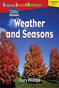 eBook Windows on Literacy Language, Literacy  Vocabulary Emergent (Science): Weather and Seasons (Rise and Shine) download