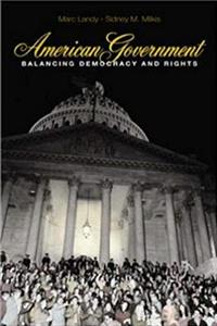 eBook American Government: Balancing Democracy and Rights download