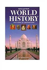 eBook World History: Patterns of Interaction: Teacher Resource Package Survey download