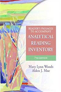 eBook Analytical Reading Inventory: Comprehensive Assessment for All Students Including Gifted and Remedial download