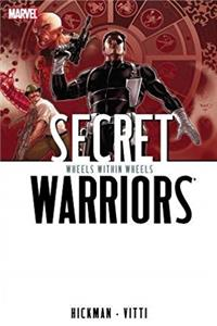 eBook Secret Warriors, Vol. 6: Wheels Within Wheels download