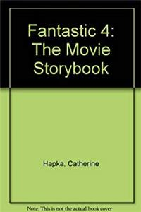eBook Fantastic 4: The Movie Storybook download