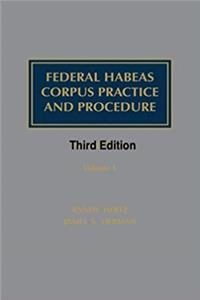 eBook Federal Habeas Corpus Practice and Procedure download