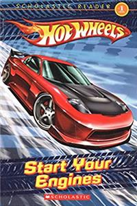 eBook Start Your Engines (Hot Wheels - Scholastic Reader, Level 1) (Hot Wheels - Scholastic Reader, Level 1) download