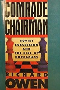 eBook Comrade Chairman: Soviet Succession and the Rise of Gorbachov download