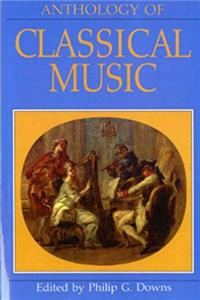 eBook Anthology of Classical Music (Norton Introduction to Music History) download