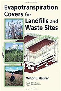 eBook Evapotranspiration Covers for Landfills and Waste Sites download