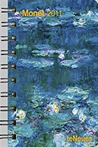 eBook 2011 Monet Pocket Engagement Calendar download