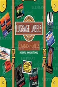 eBook Grand Hotels Luggage Labels (Travel Stickers) download