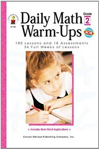 eBook Daily Math Warm-Ups, Grade 2: 180 Lessons and 18 Assessments; 36 Weeks of Lessons (Daily Series) download