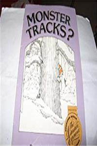 eBook Monster Tracks (The Literature Experience 1993 Series) download