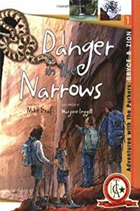 eBook Bryce and Zion: Danger in the Narrows (Adventures with the Parkers) download