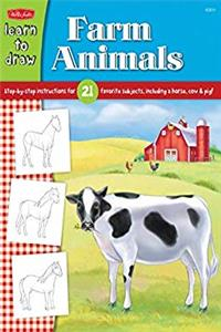 eBook Learn to Draw Farm Animals download