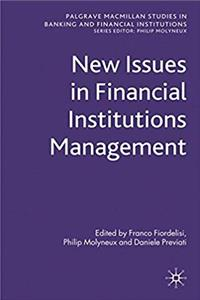 eBook New Issues in Financial Institutions Management (Palgrave Macmillan Studies in Banking and Financial Institutions) download
