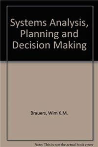 eBook Systems Analysis, Planning and Decision Making download