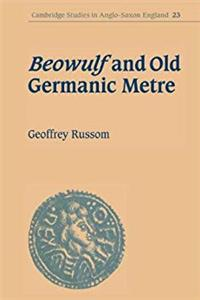 eBook Beowulf and Old Germanic Metre (Cambridge Studies in Anglo-Saxon England) download