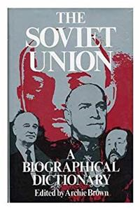 eBook The Soviet Union : a biographical dictionary download