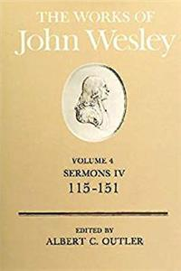 eBook The Works of John Wesley Volume 4: Sermons IV (115-151) download