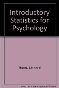 eBook Introductory Statistics for Psychology download