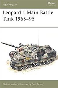 eBook Leopard 1 Main Battle Tank 1965–95 (New Vanguard) download