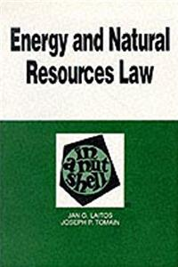eBook Energy and Natural Resources Law in a Nutshell (Nutshell Series) download