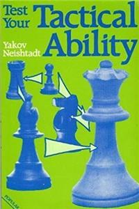 eBook Test Your Tactical Ability (Batsford Chess Book) download