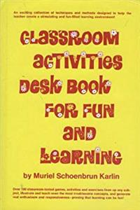 eBook Classroom activities desk book for fun and learning download