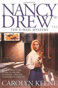 eBook The E-Mail Mystery (Nancy Drew Digest #144) download