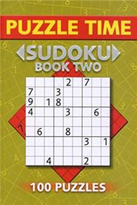 eBook Puzzle Time Sudoku: Book Two (100 Puzzles) download