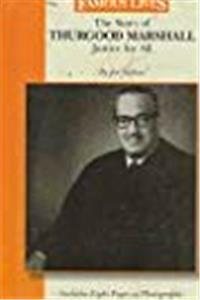 eBook The Story of Thurgood Marshall: Justice for All (Famous Lives) download