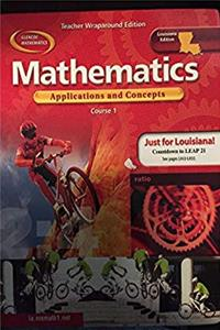 eBook Mathematics Application and Concepts Course 1 Louisiana Edition (Course 1) download