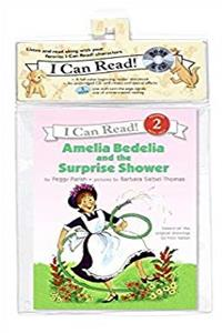 eBook Amelia Bedelia and the Surprise Shower Book and CD (I Can Read Level 2) download