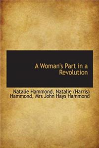 eBook A Woman's Part in a Revolution download
