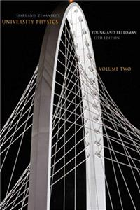 eBook Sears and Zemansky's University Physics, Vol. 2, 13th Edition download