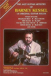 eBook The Jazz Guitar Artistry of Barney Kessel: Guitar Solo download