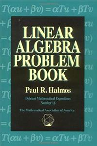 eBook Linear Algebra Problem Book (Dolciani Mathematical Expositions) download