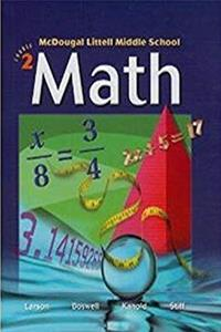 eBook McDougal Littell Middle School Math New York: Students Edition Book 2 2004 download