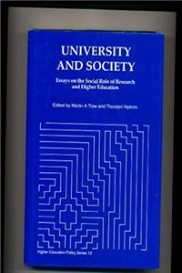 eBook University and Society: Essays on the Social Role of Research and Higher Education (Higher Education Policy) download