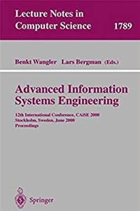 eBook Advanced Information Systems Engineering: 12th International Conference, CAiSE 2000 Stockholm, Sweden, June 5–9, 2000 Proceedings (Lecture Notes in Computer Science) download